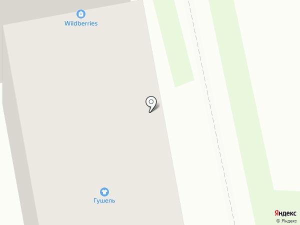 Нотариус Драпалюк Г.Н. на карте Белгорода