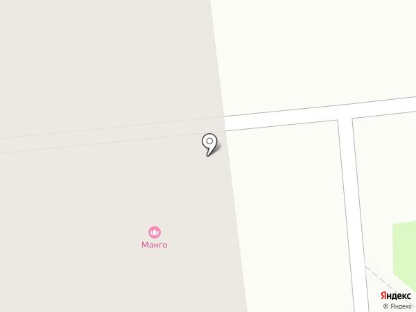Хороша Я на карте Белгорода