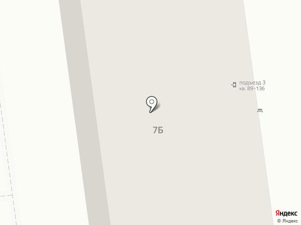Софи Дент на карте Белгорода