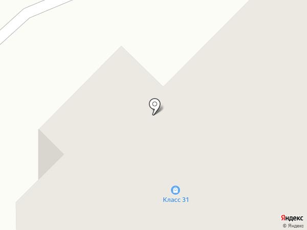 ИЗБА на карте Дубового