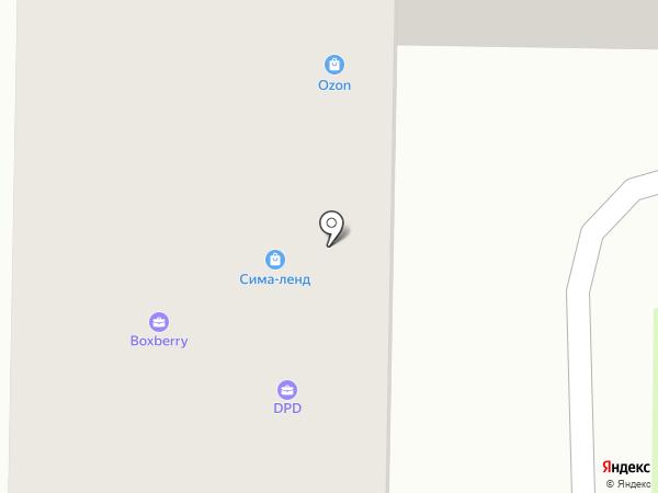 Мираж на карте Дубового