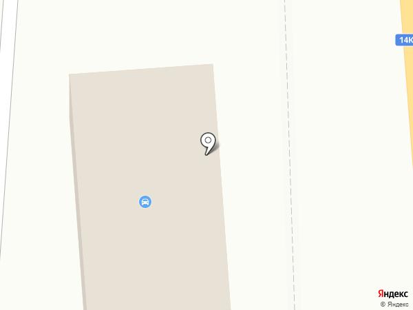 Оникс на карте Таврово