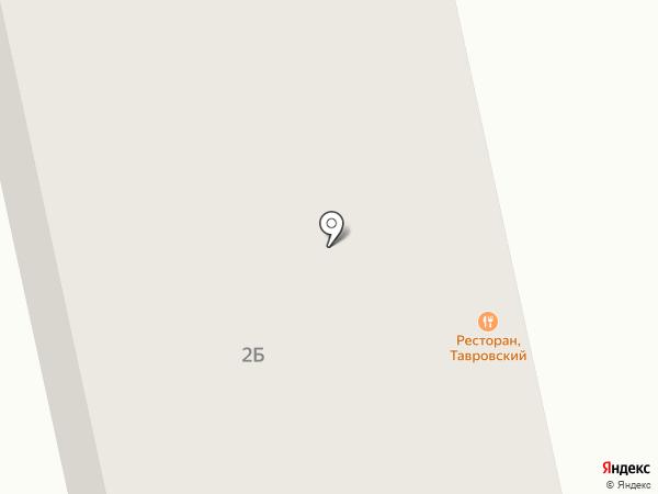 Норильск на карте Таврово