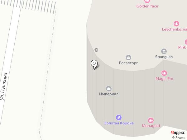 ФИНАНС-ПРОФИ на карте Белгорода