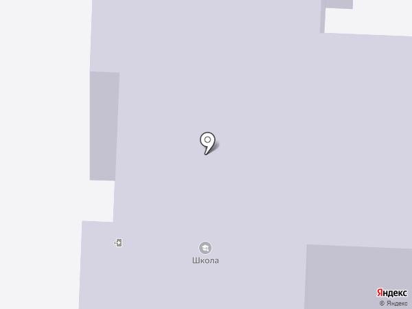 Дубовская средняя общеобразовательная школа с углубленным изучением отдельных предметов на карте Дубового