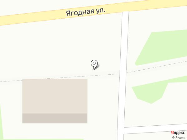 Продуктовый магазин на карте Дубового