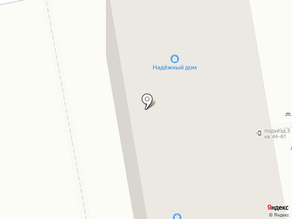 Status на карте Белгорода