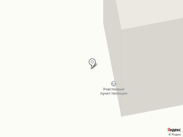 Участковый пункт полиции №17 на карте Белгорода