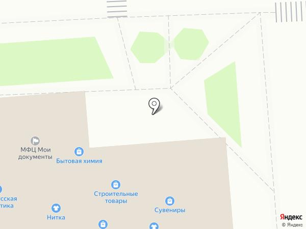 Многопрофильный магазин на карте Дубового