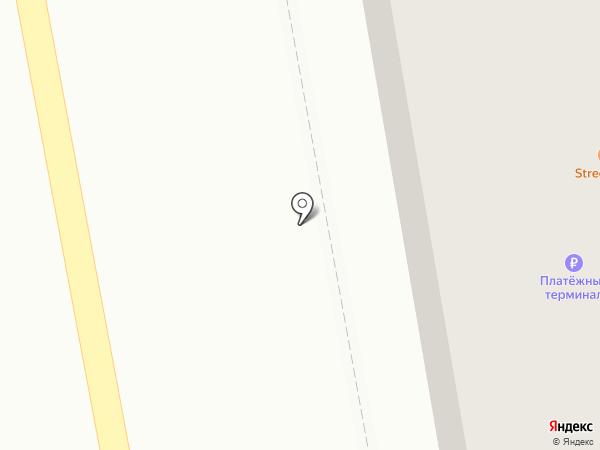 Леди-Шарм на карте Белгорода