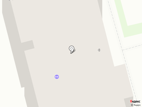 Современный Дом на карте Дубового