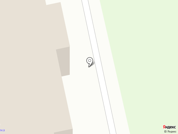 Шале на карте Дубового