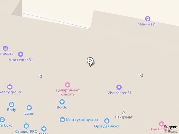 Bubba Gump на карте Белгорода