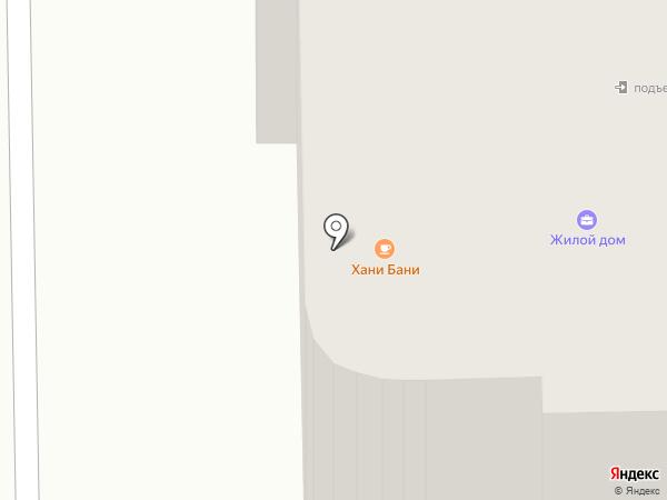 Таблеточка на карте Дубового