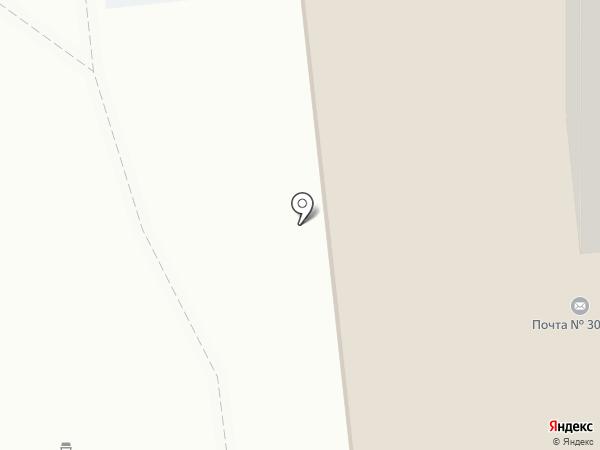 Почтовое отделение №34 на карте Белгорода