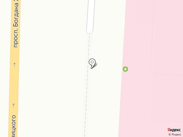 Элта на карте Белгорода