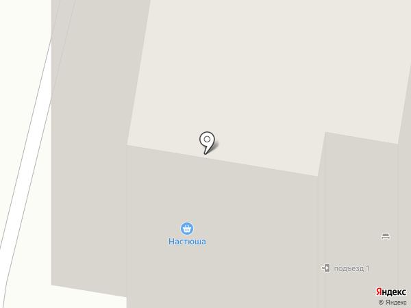 Южное, ТСЖ на карте Белгорода