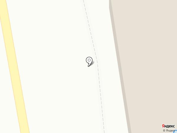 Принта на карте Белгорода