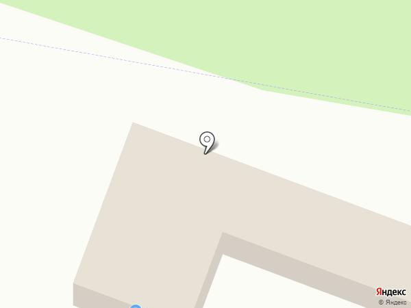 Автошрот на карте Таврово