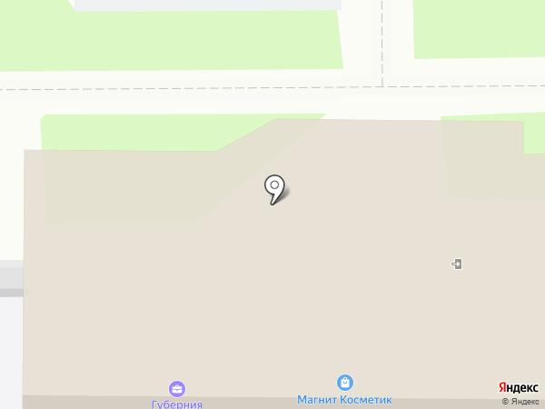 Лакомка на карте Дубового