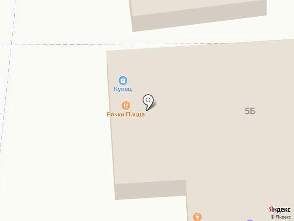 Магазин светотехники на карте Белгорода