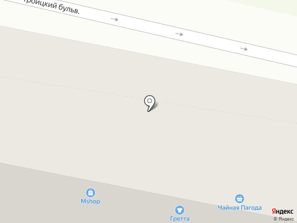 Стилист Pro на карте Белгорода