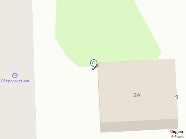 Рандеву на карте Дубового