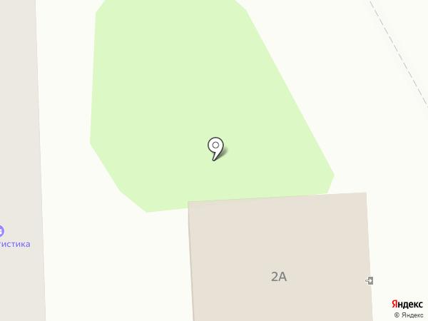 Чудо-Печка на карте Дубового