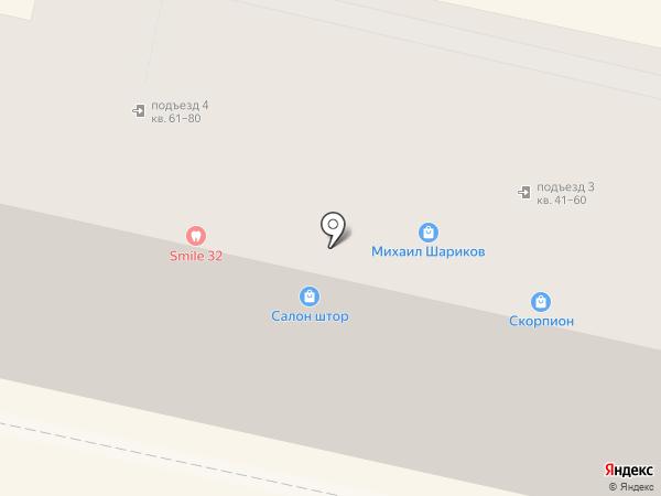 Push-Up на карте Белгорода