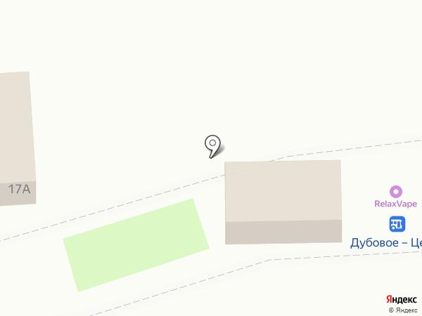 Мегафон на карте Дубового