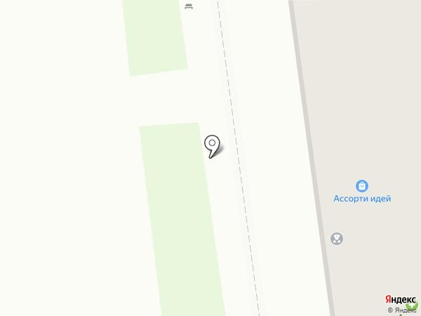 Участковый пункт полиции №27 на карте Белгорода