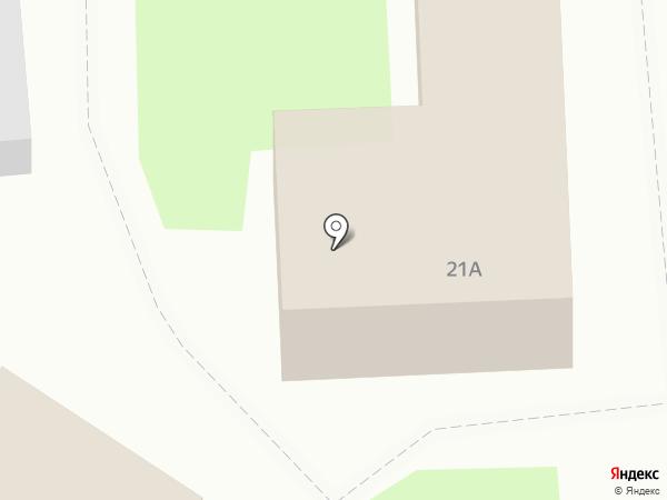 Сластена на карте Дубового