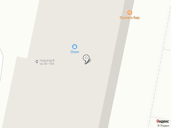 ДРАФТ на карте Белгорода