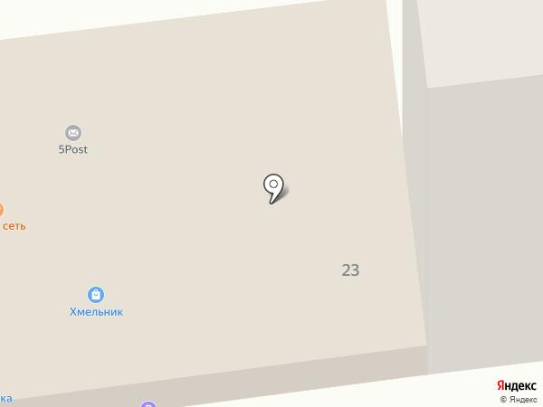 Мир Информационных Систем на карте Белгорода