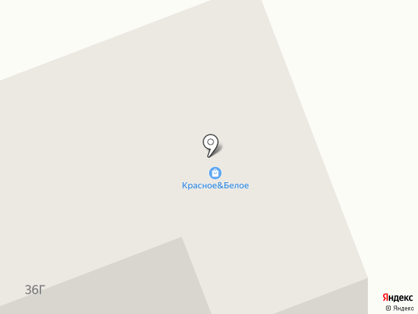 Хороший на карте Белгорода
