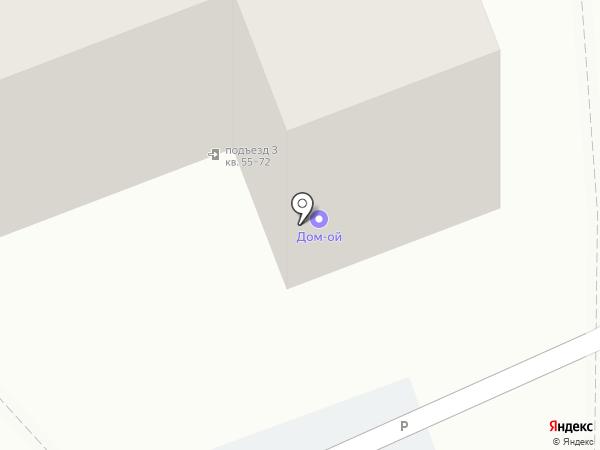 Мой дом на карте Белгорода