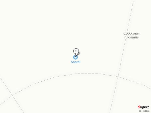 Агро-Белогорье на карте Белгорода