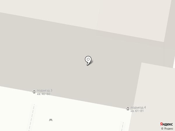 Школа М. Монтессори+ на карте Белгорода