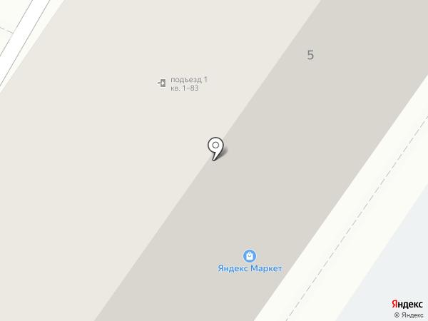 Париж на карте Белгорода