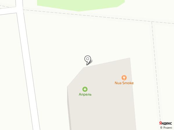 Квартал на карте Белгорода