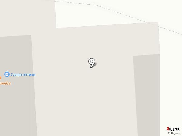 SUBWAY на карте Белгорода