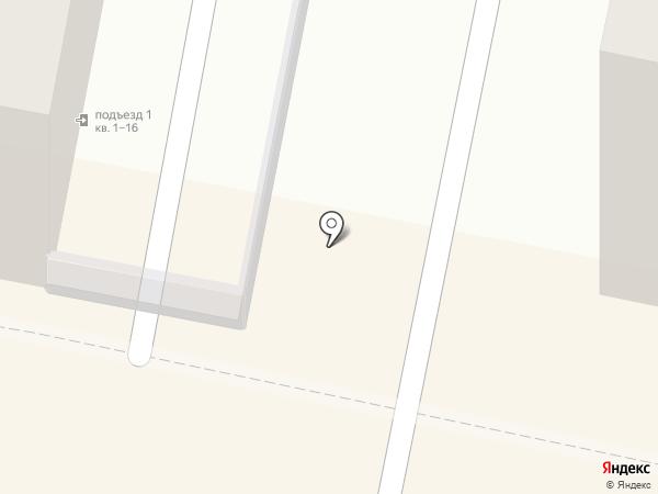 Двери на проспекте на карте Белгорода