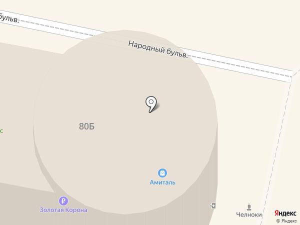 С.О.Ц. на карте Белгорода