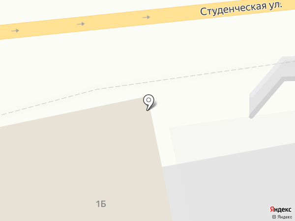 АВТО ДОМ на карте Белгорода