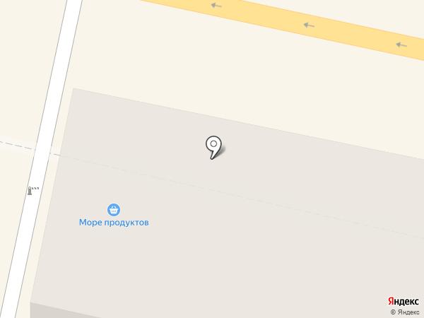 Баттерфляй на карте Белгорода