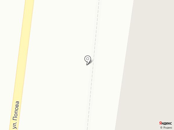 Центральная детская библиотека им. А. Гайдара на карте Белгорода