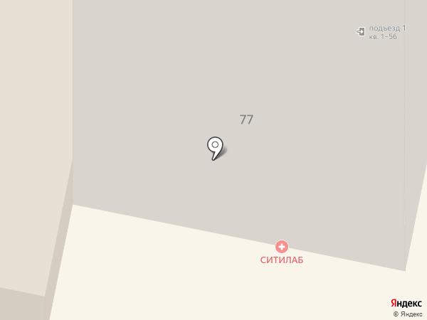 ТУР-МАРКЕТ на карте Белгорода