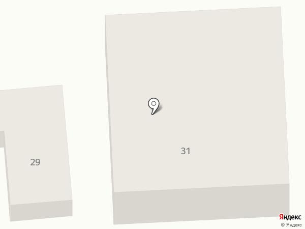 Ветеринарная служба на карте Дубового