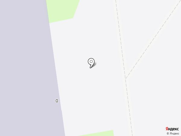 Шуховский лицей на карте Белгорода