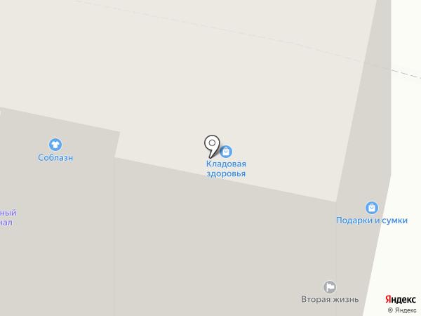 ЭкоФормат на карте Белгорода